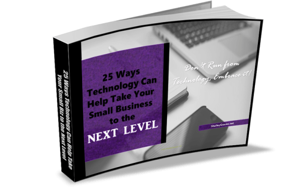 Free Guide - 25 Ways Technology can help take your small business to the next level